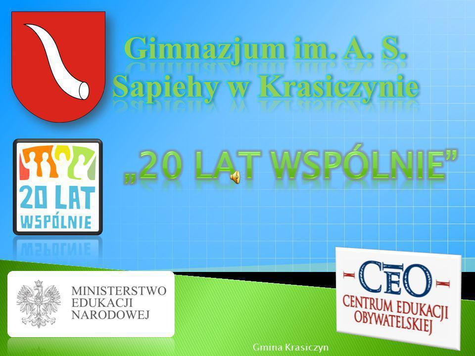 Gimnazjum im. A. S. Sapiehy w Krasiczynie