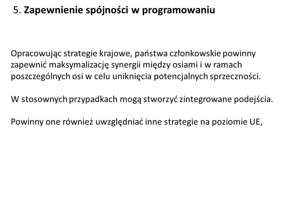 5. Zapewnienie spójności w programowaniu