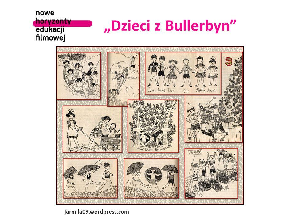 """""""Dzieci z Bullerbyn Czy ktoś z was czytał książkę pod tytułem """"Dzieci z Bullerbyn"""