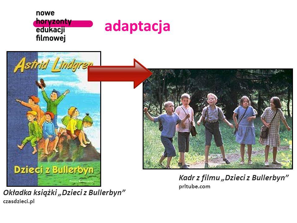 """adaptacja Kadr z filmu """"Dzieci z Bullerbyn"""