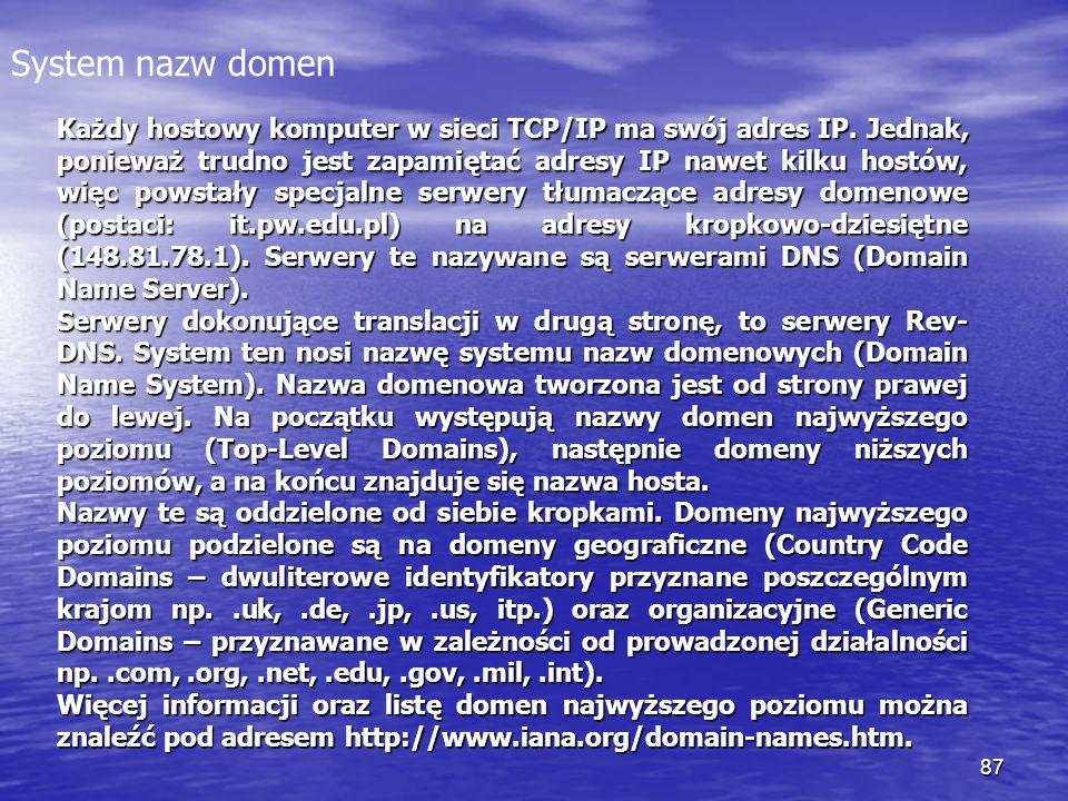 System nazw domen