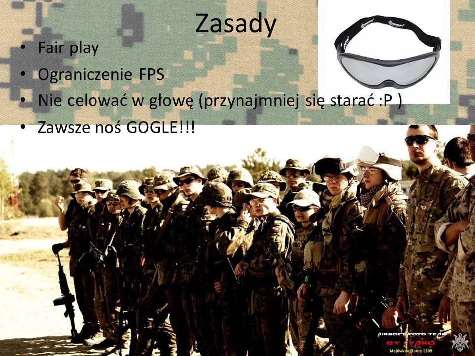 Zasady Fair play Ograniczenie FPS