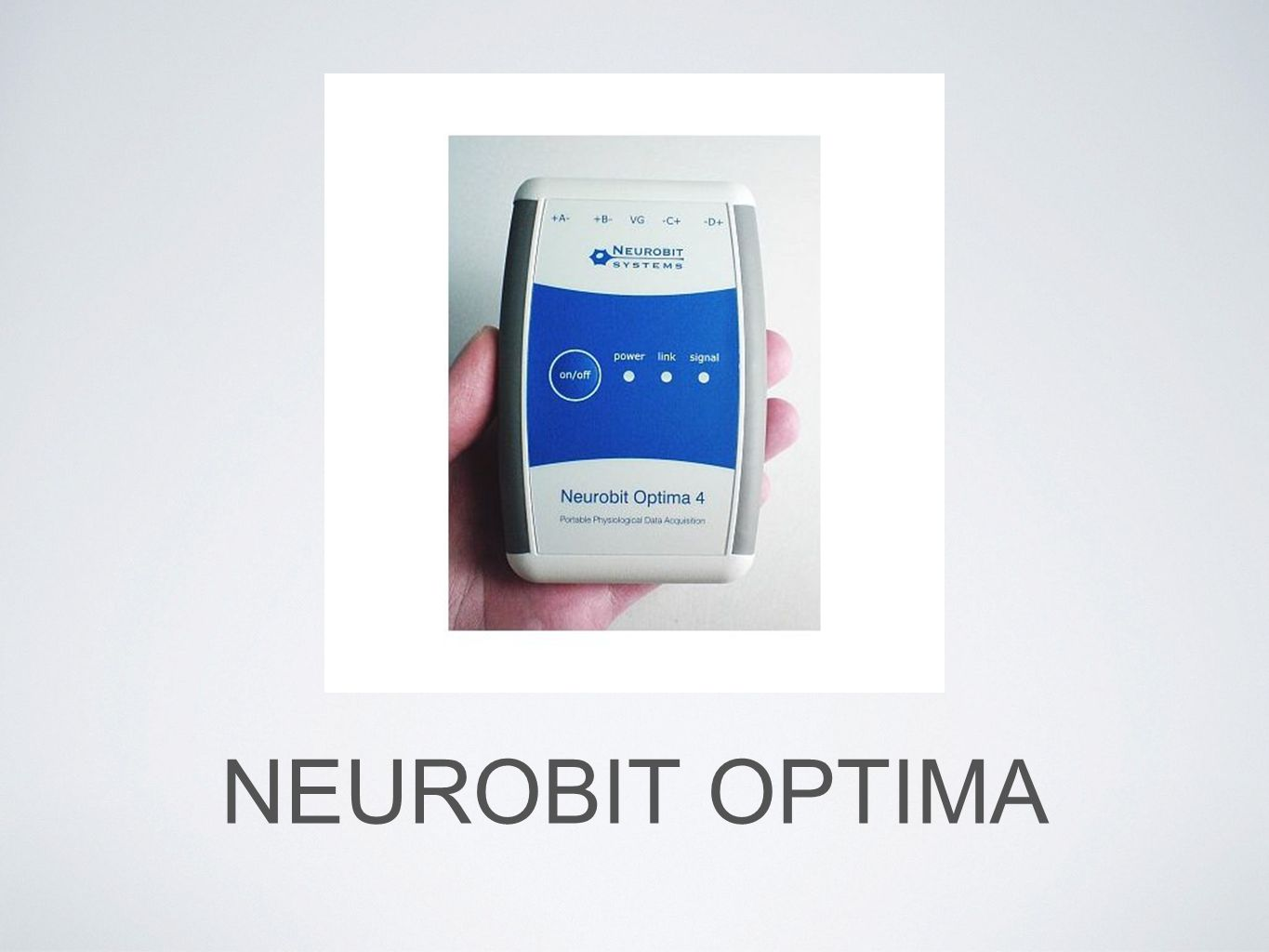 NEUROBIT OPTIMA