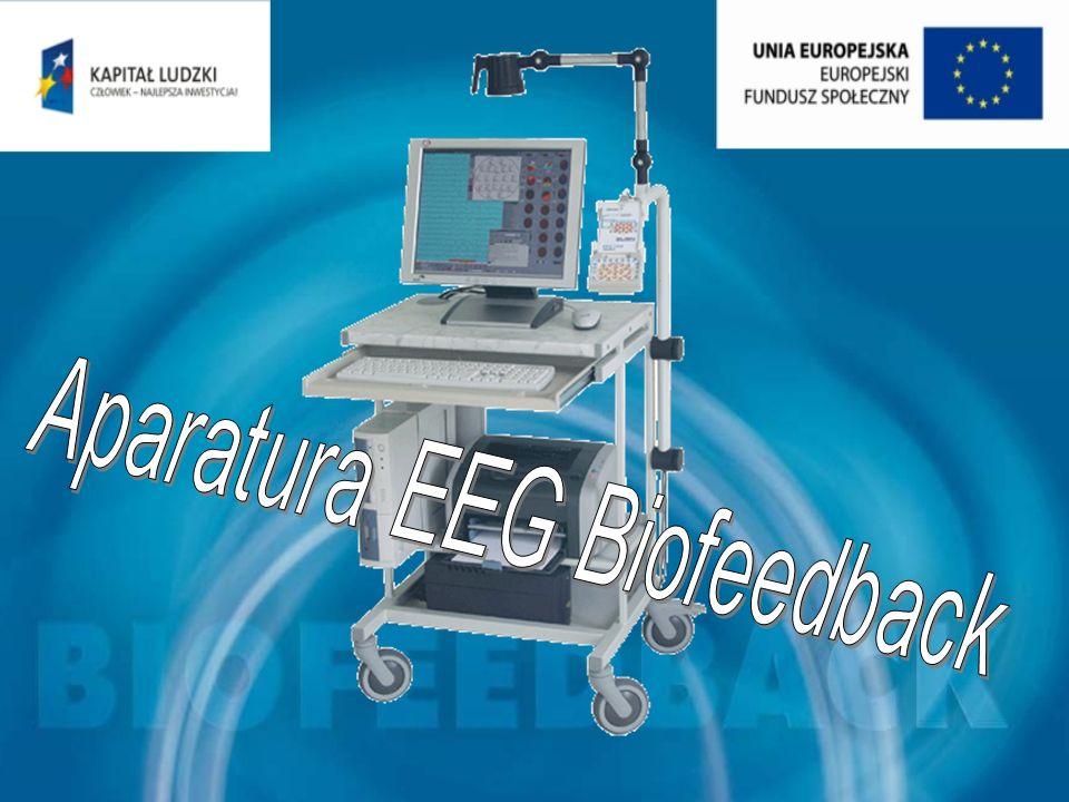 Aparatura EEG Biofeedback