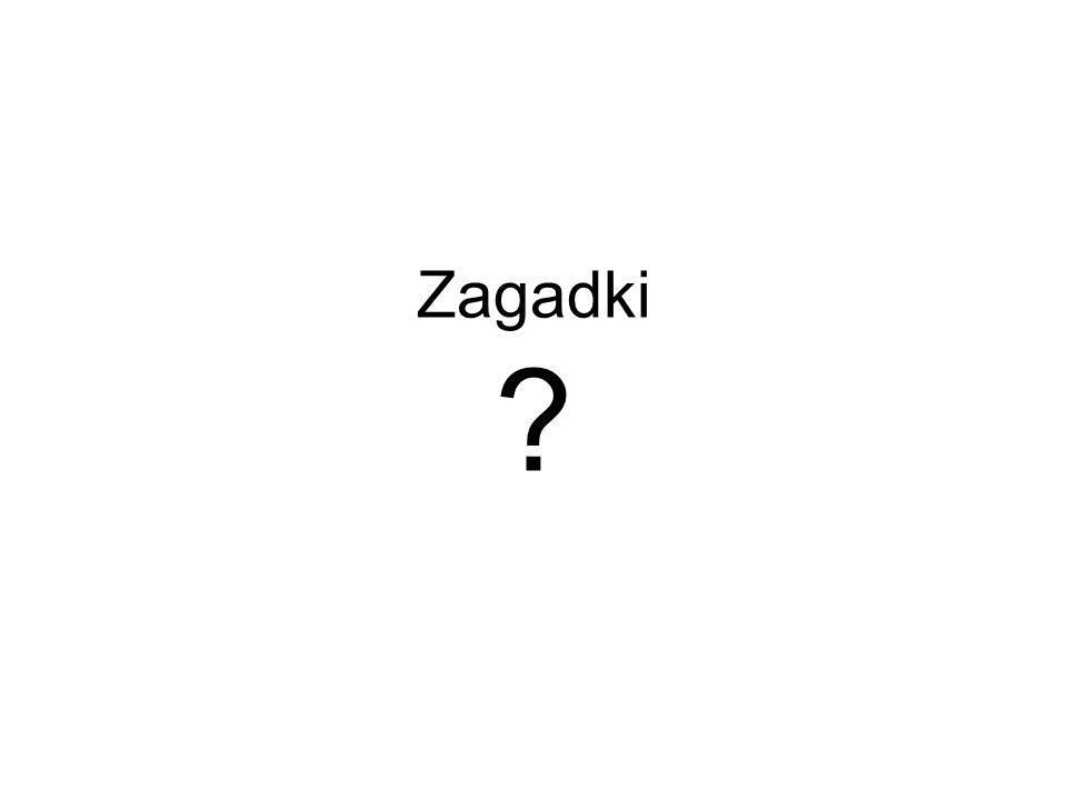 Zagadki