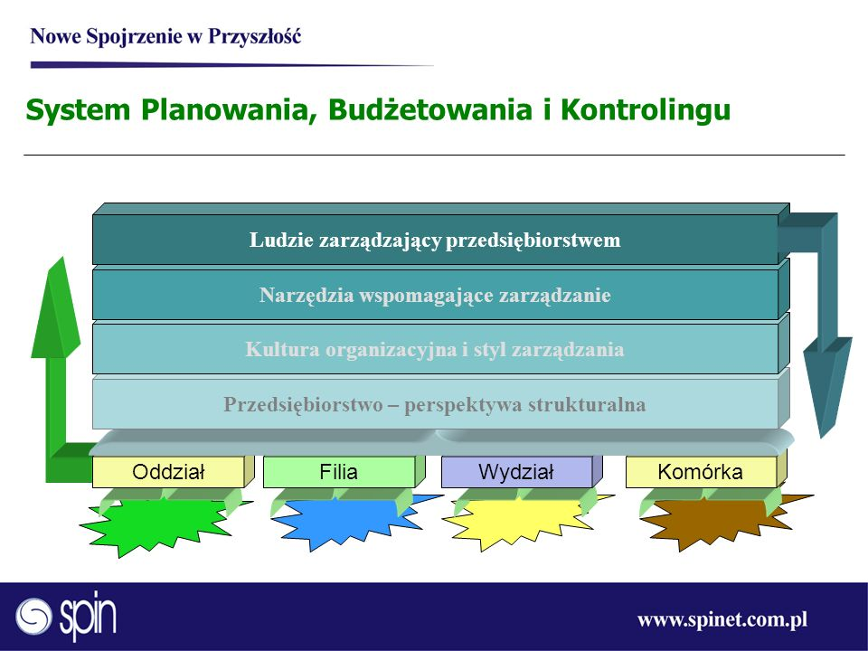 System Planowania, Budżetowania i Kontrolingu