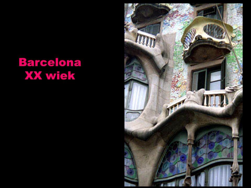 Barcelona XX wiek