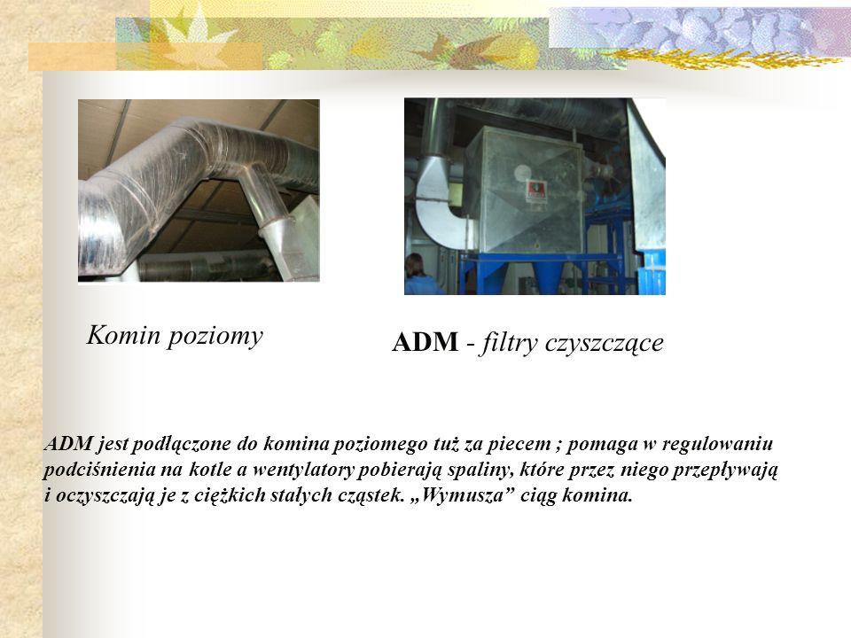 ADM - filtry czyszczące