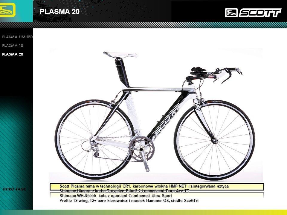 PLASMA 20 PLASMA LIMITED PLASMA 10 PLASMA 20