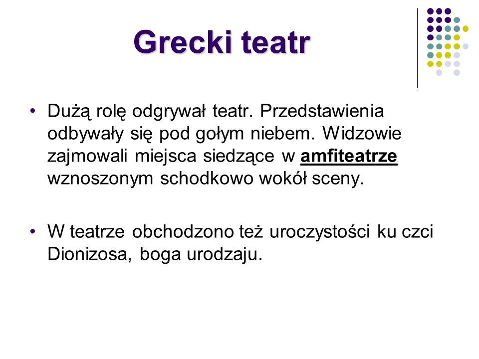 Grecki teatr