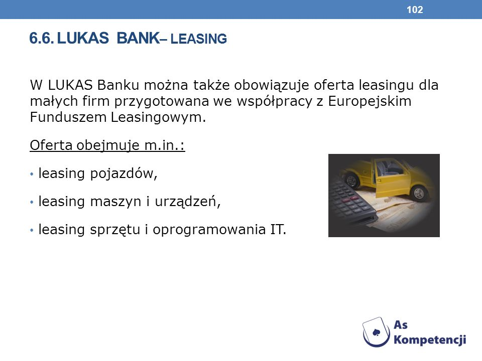 6.6. lukas bank– leasing
