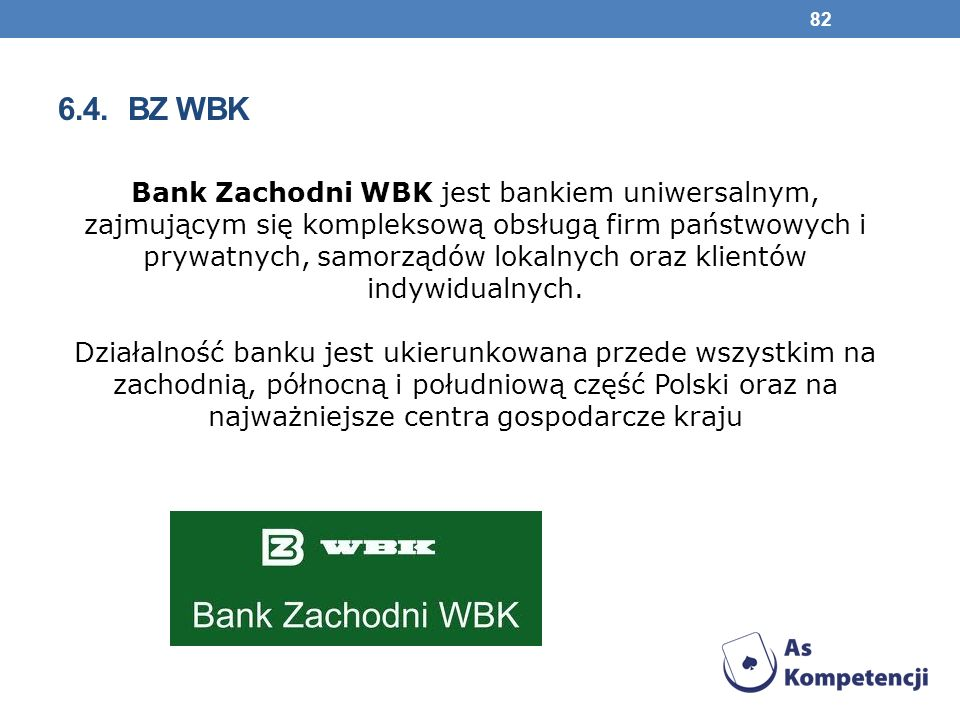 6.4. Bz WBK