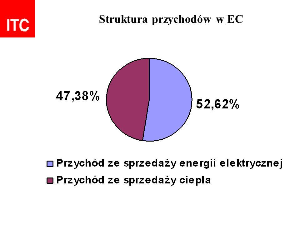 Struktura przychodów w EC