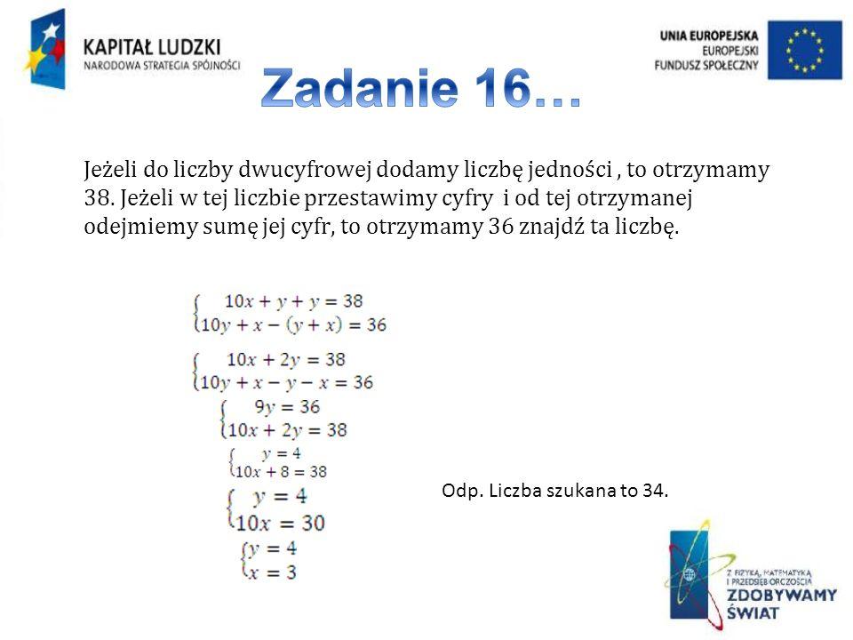 Zadanie 16…