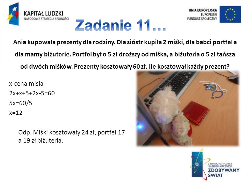 Zadanie 11…