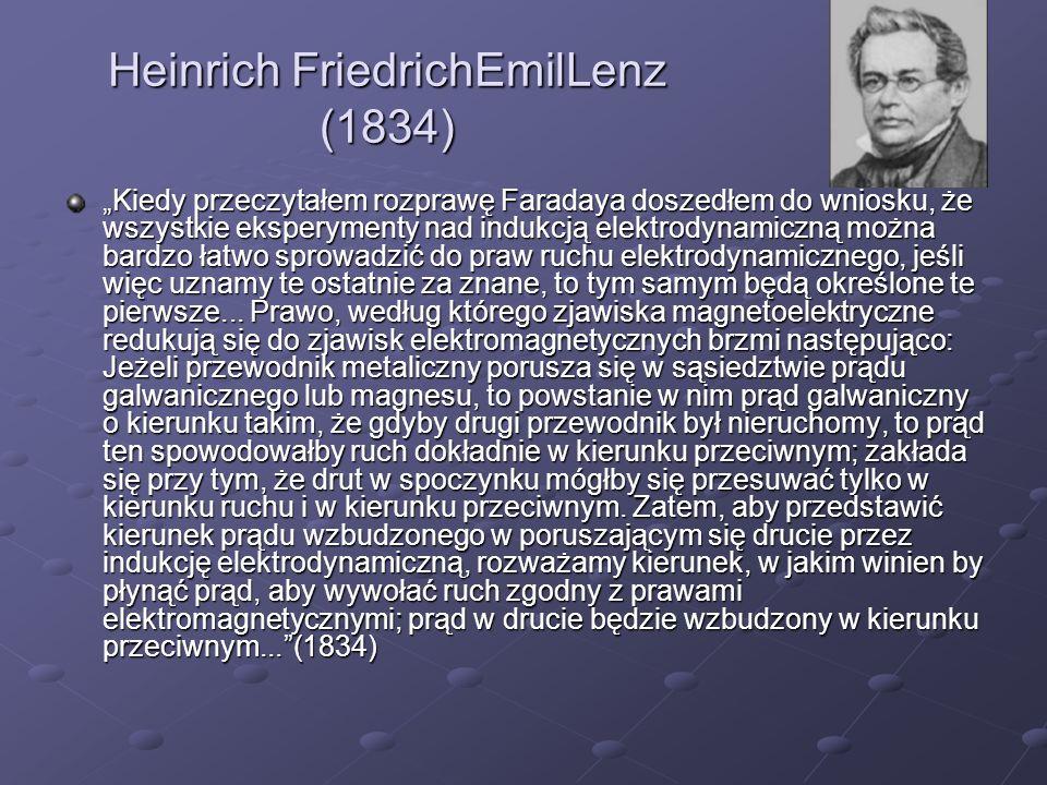 Heinrich FriedrichEmilLenz (1834)