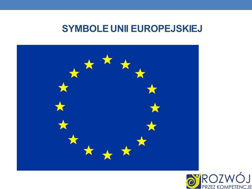 Symbole Unii Europejskiej