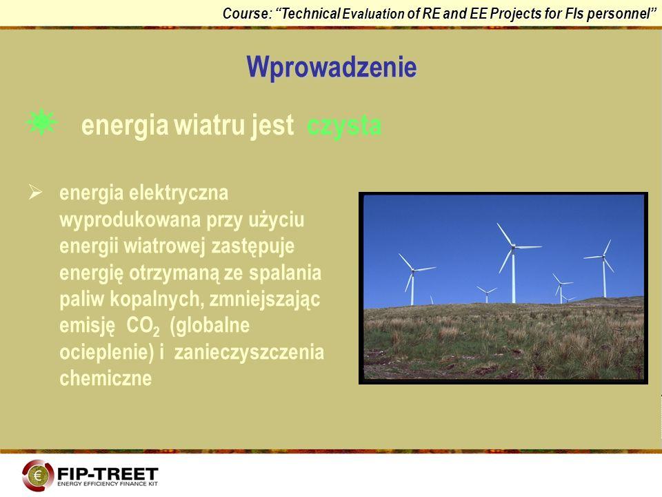 energia wiatru jest czysta