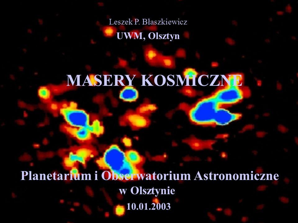 MASERY KOSMICZNE UWM, Olsztyn