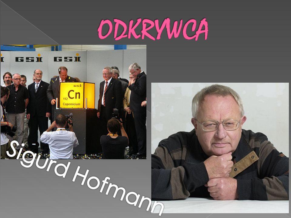ODKRYWCA Sigurd Hofmann