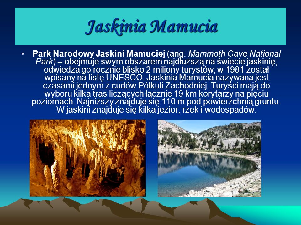 Jaskinia Mamucia