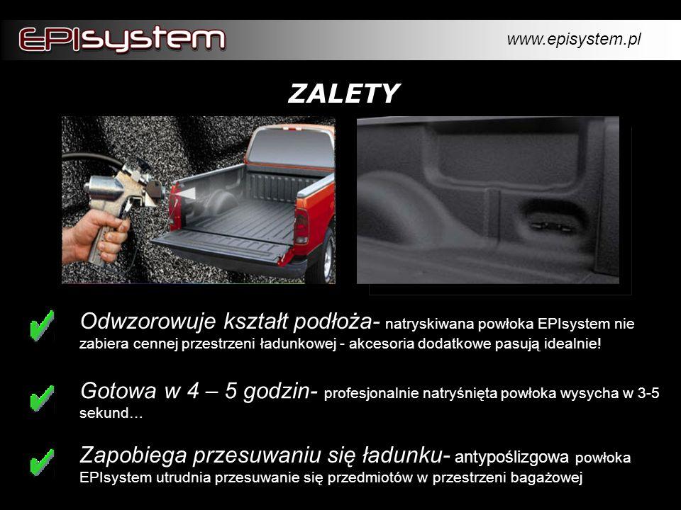 www.episystem.pl ZALETY.