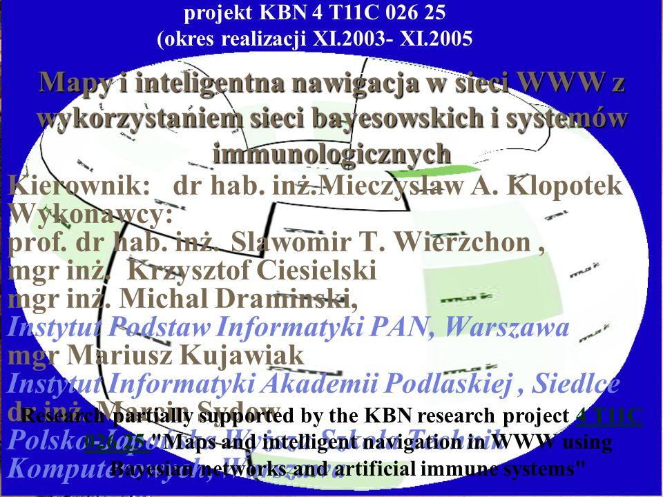 (okres realizacji XI.2003- XI.2005