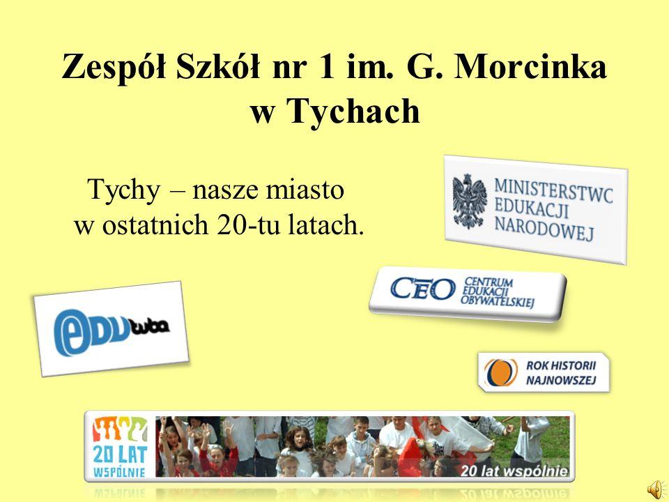 Zespół Szkół nr 1 im. G. Morcinka w Tychach