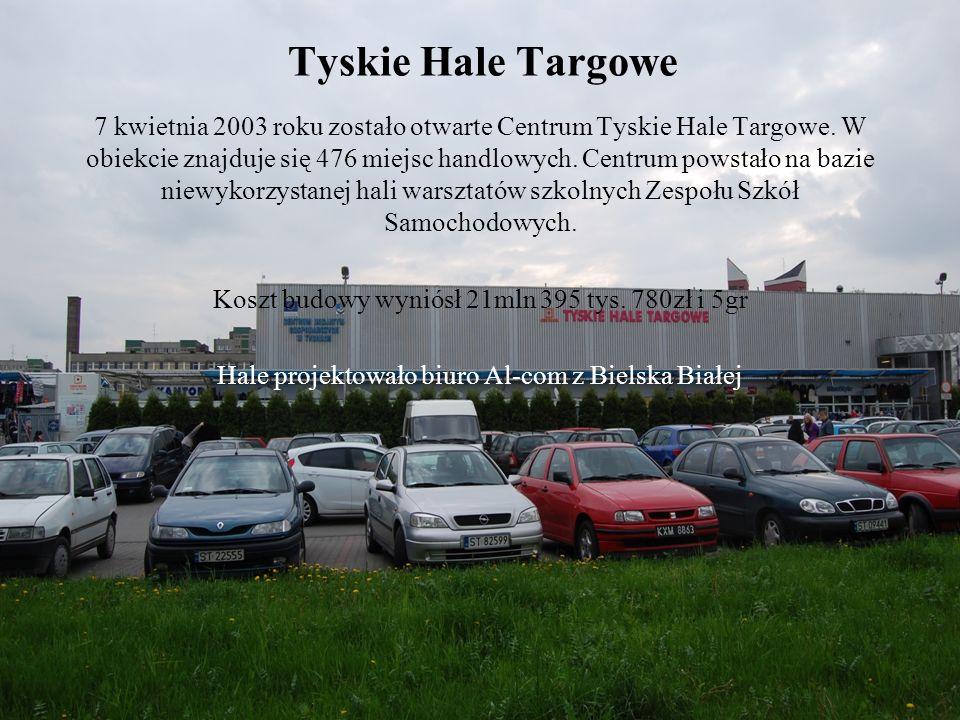 Tyskie Hale Targowe