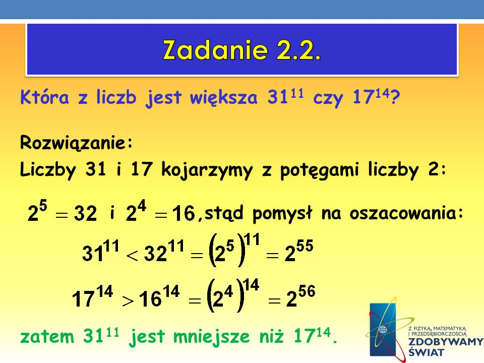Zadanie 2.2.