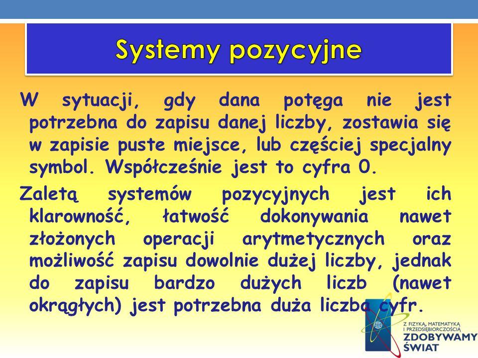 Systemy pozycyjne