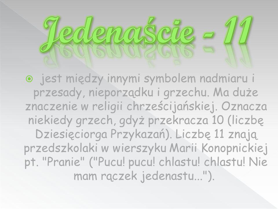 Jedenaście - 11