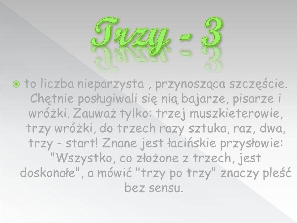 Trzy - 3