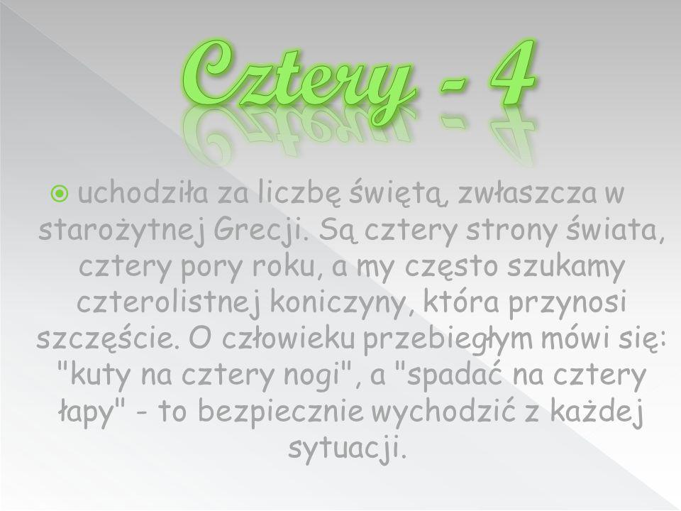Cztery - 4