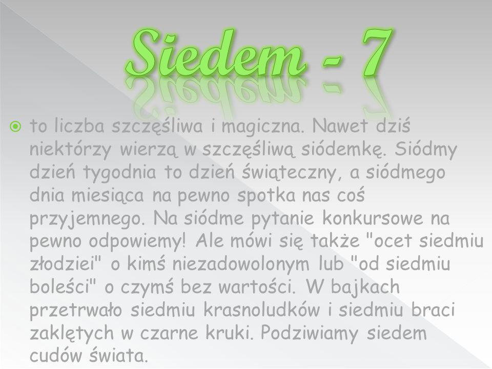 Siedem - 7