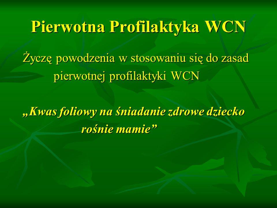 Pierwotna Profilaktyka WCN