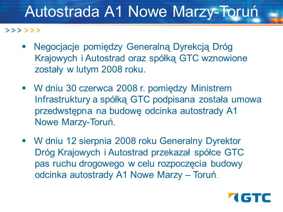 Autostrada A1 Nowe Marzy-Toruń