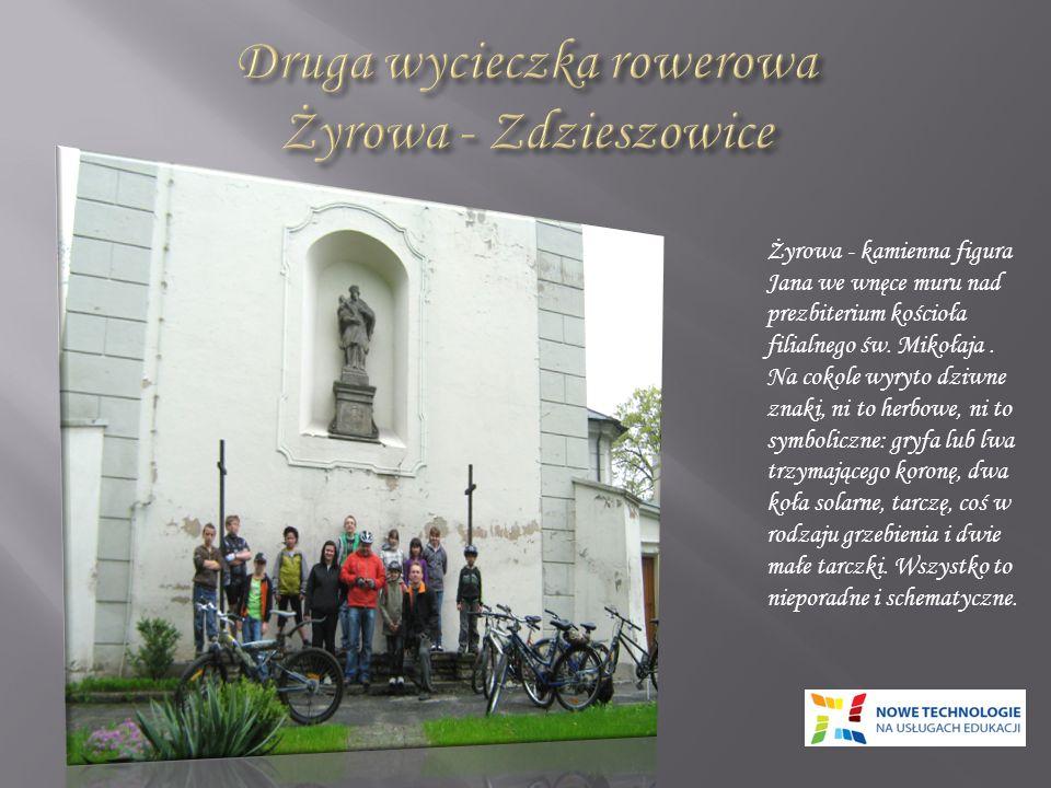 Druga wycieczka rowerowa Żyrowa - Zdzieszowice