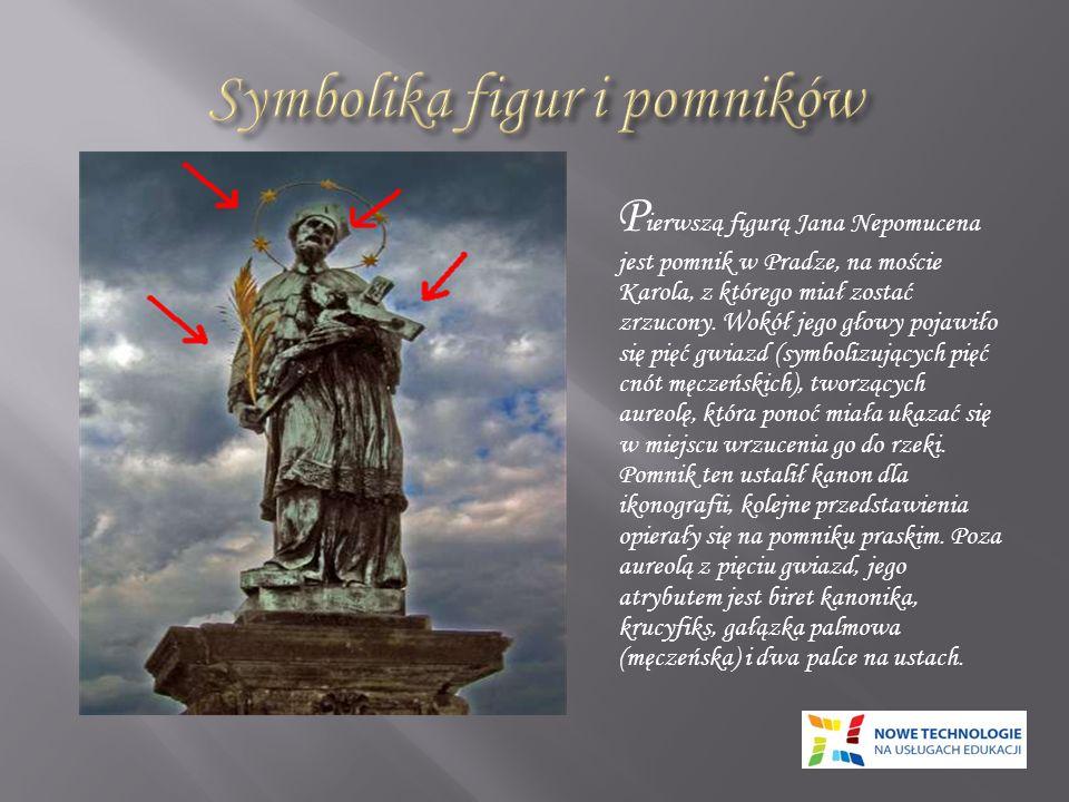 Symbolika figur i pomników