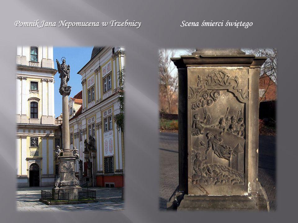 Pomnik Jana Nepomucena w Trzebnicy