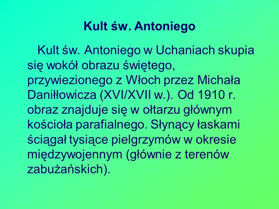 Kult św. Antoniego