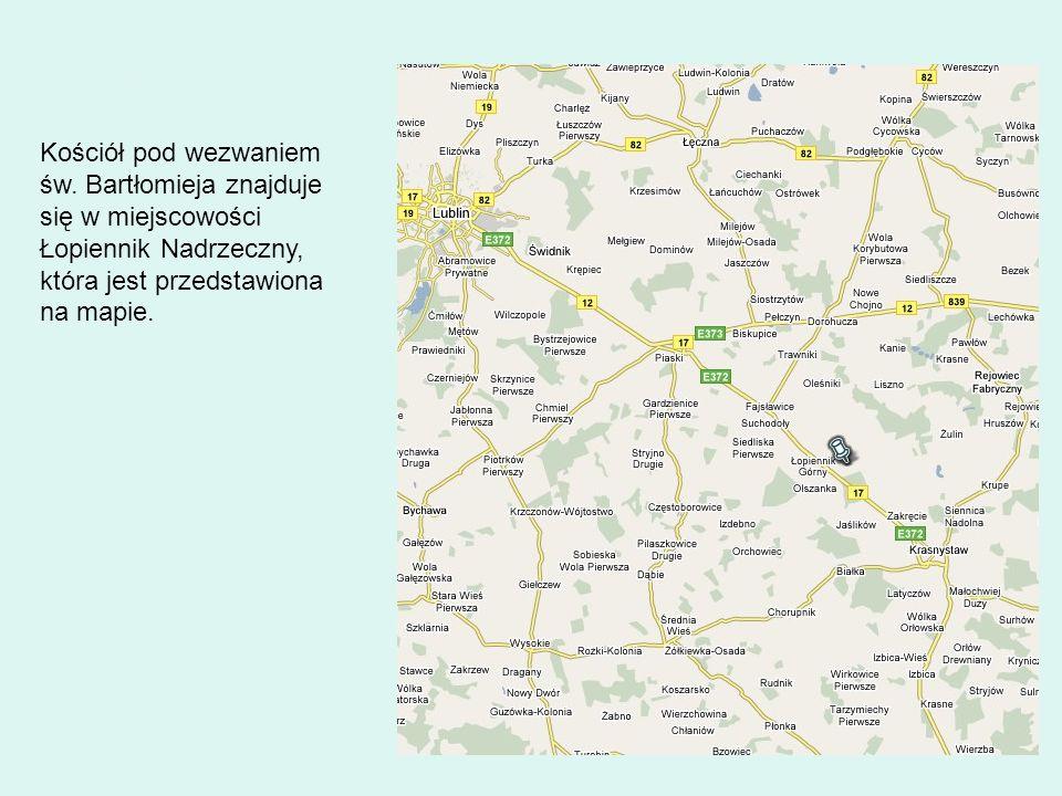 DZIEŁO SZTUKI Lokalizacja