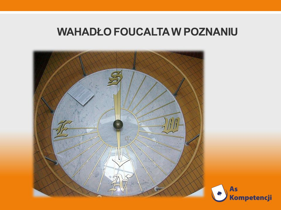 Wahadło Foucalta w Poznaniu