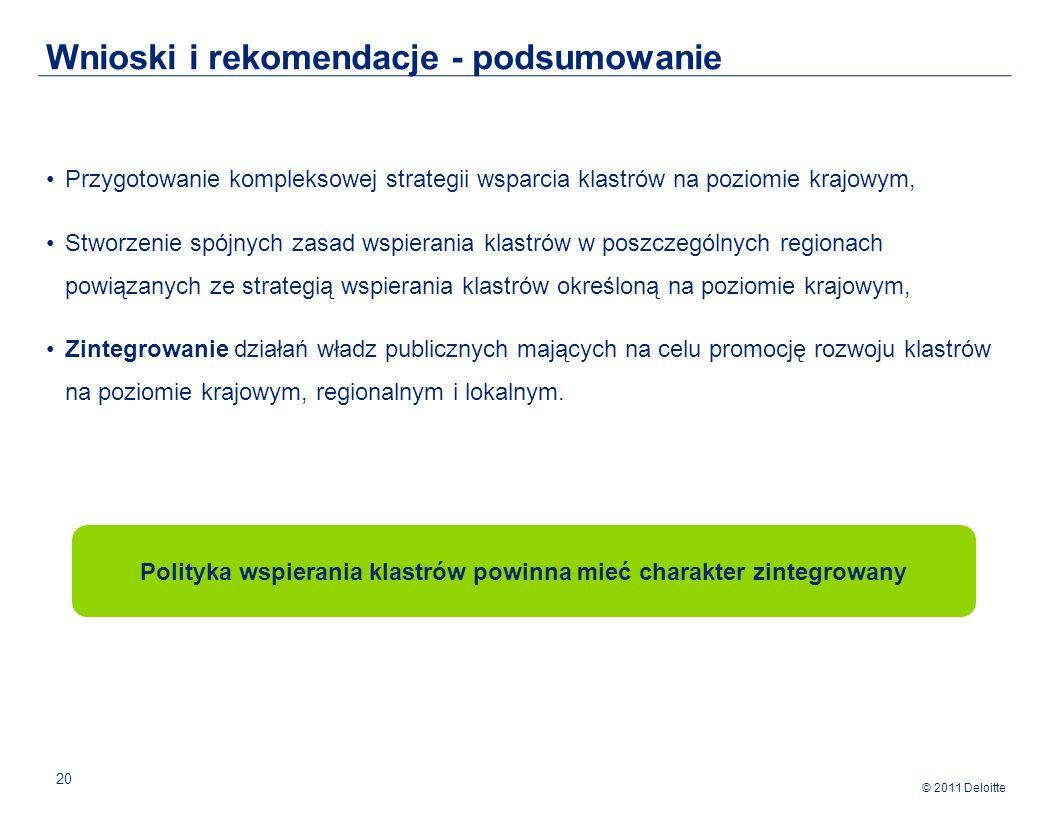 Wnioski i rekomendacje - podsumowanie