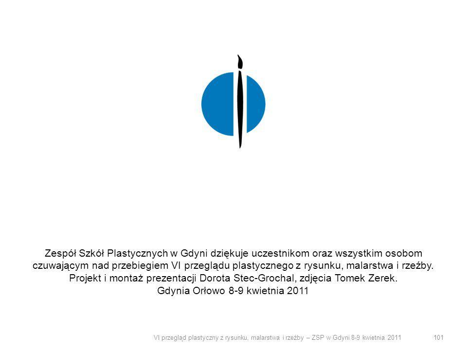 Projekt i montaż prezentacji Dorota Stec-Grochal, zdjęcia Tomek Zerek.