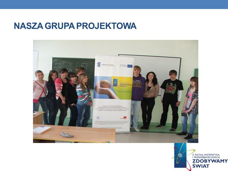 Nasza grupa projektowa