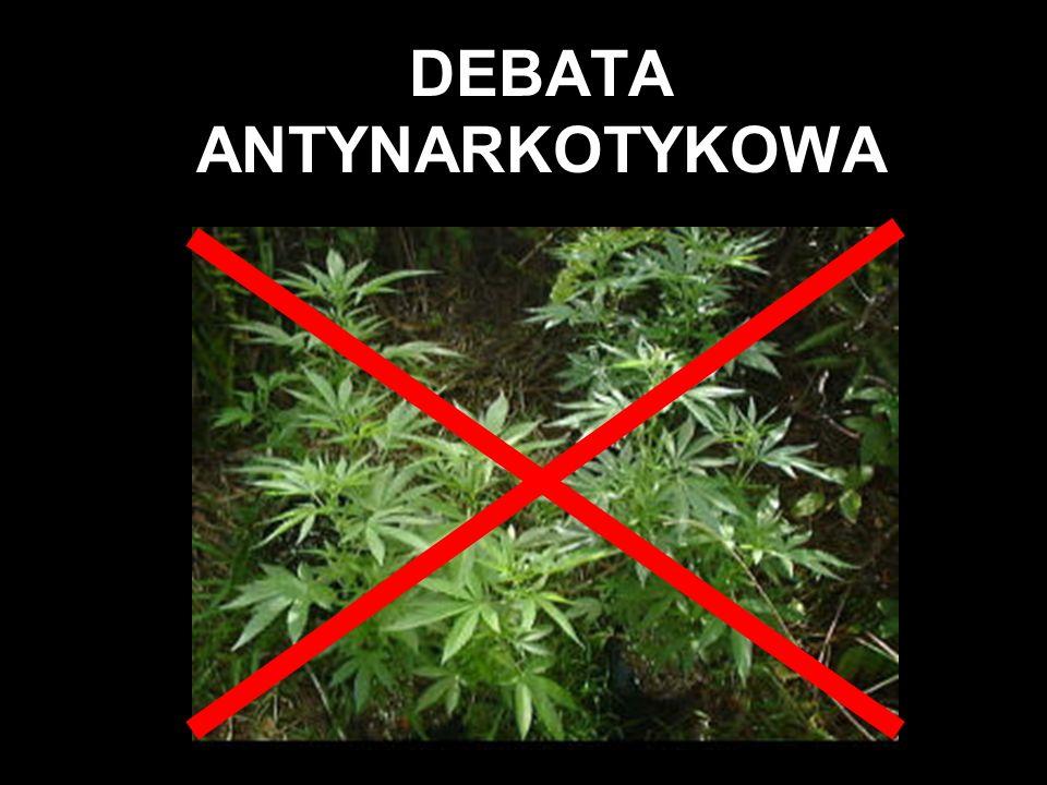 DEBATA ANTYNARKOTYKOWA