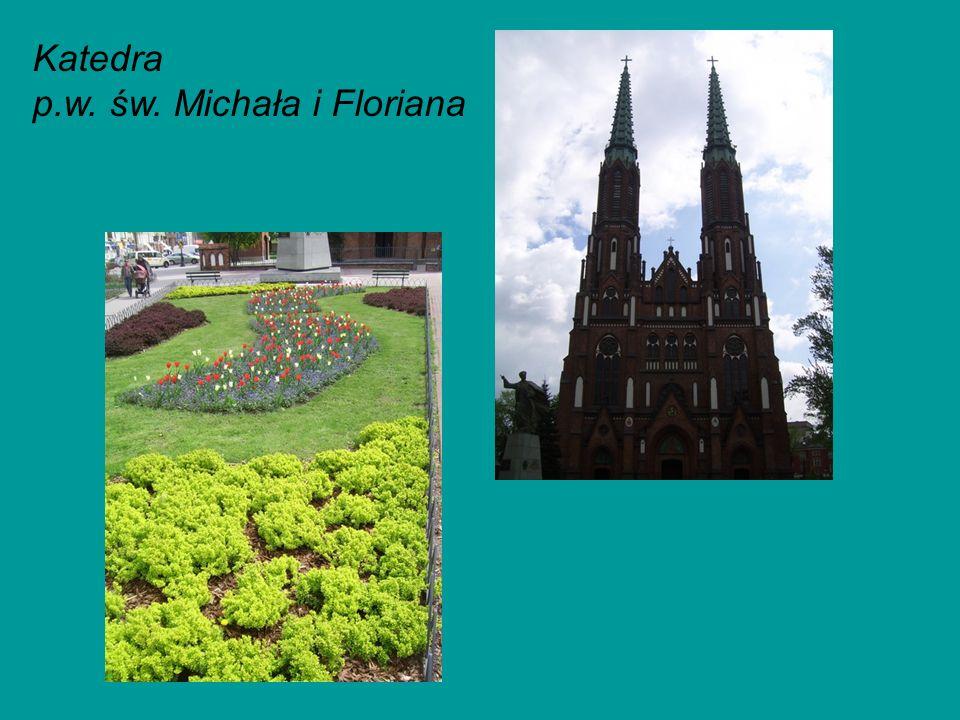 Katedra p.w. św. Michała i Floriana
