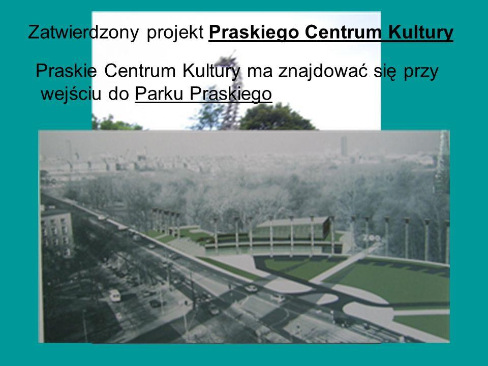Zatwierdzony projekt Praskiego Centrum Kultury