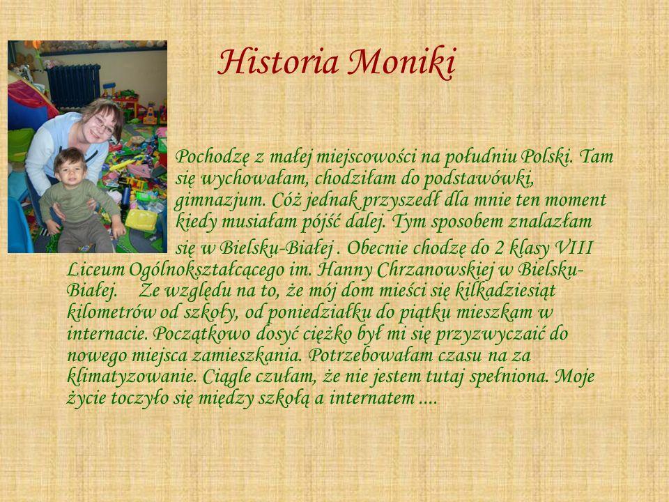 Historia Moniki